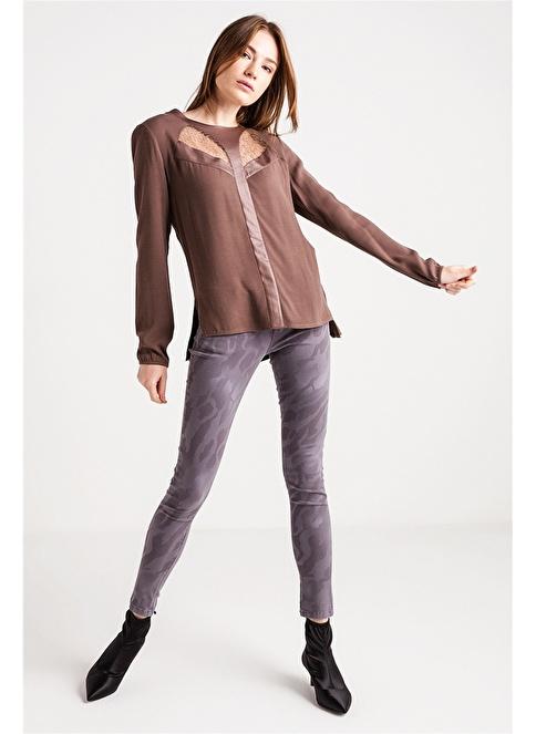 Love'n Fashion Paris Bluz Renkli